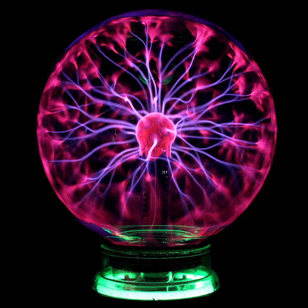 Plasma Ball Led Light Lamp Wham Deals